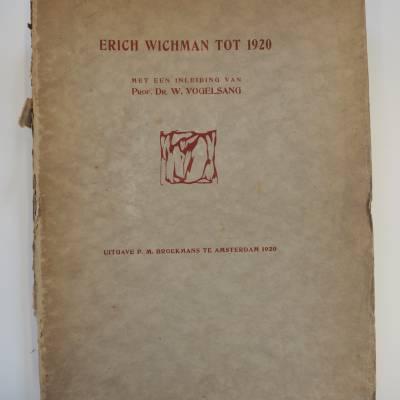 Kunstboek Wichman